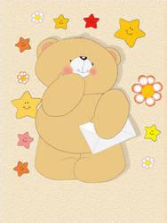 Forever friends Teddy by AnastasieLys
