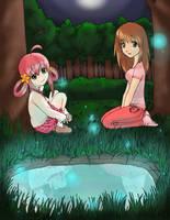 Star and Yumi for CamiIIe by suishouyuki