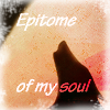 Epitome of my soul -for Ookami by suishouyuki
