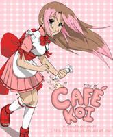 Cafe Koi - cover art by suishouyuki