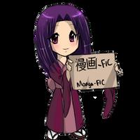 MangaFIC mascot contest entry by suishouyuki
