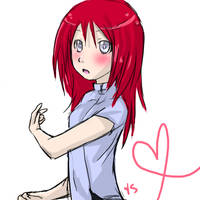 Aka sketch by suishouyuki