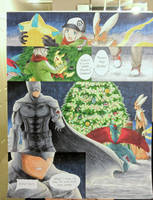 Christmas Gift for my Brother 2013 by suishouyuki