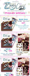 Duel Cafe Preorder Specials by suishouyuki