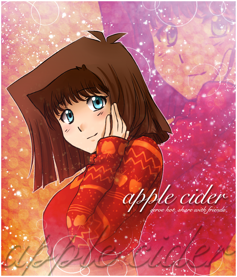 Duel Cafe Flavors: Apple Cider by suishouyuki