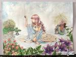 The Nature Of Pondering by suishouyuki
