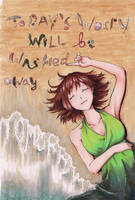 Worry Washed Away by suishouyuki