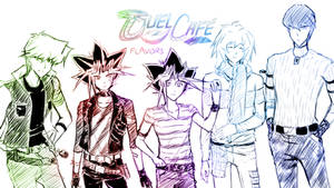 Customer Favorites! (Duel Cafe Flavors) Wallpapers by suishouyuki