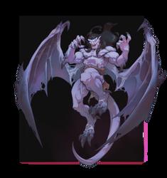 Gargoyles Goliath by AlexRedfish