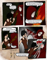 Kid Hawke Comic page 14 by B-Rhombus