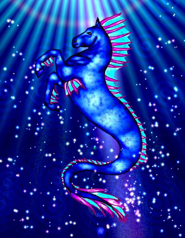 hippocampus by KenshinKyo