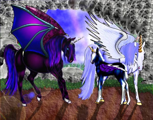 dragus family by KenshinKyo