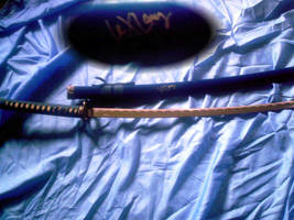 reverse blade signed by KenshinKyo