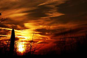 Sunset 120811b by KenshinKyo