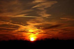 Sunset 120811c by KenshinKyo