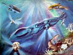 the Seaquest by KenshinKyo