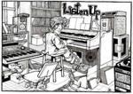 Listen Up Music by jairomiguel