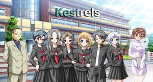 Kestrels: Exchange Students by Komi-Tsuku