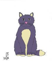 Cat by Eskov