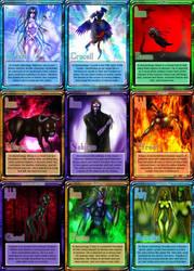 Mythology Cards 11 by moai666
