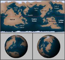 Temori Map by Kryptid