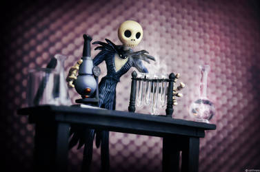 In the Lab by caithness155