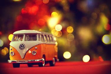 Christmas Van by caithness155