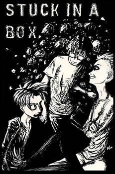 Stuck in a Box by JynxsBox