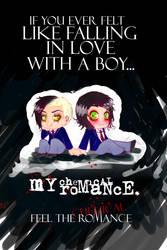 My Chemical ROMANCE - FRERARD by SteVanity