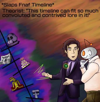 Fnaf Slap Meme Art by Admiral-M-10K