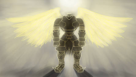 Gallus of The Light by Admiral-M-10K