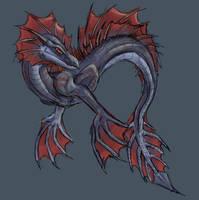 Random Sea Dragon by Gwydd