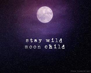 Moon Child by Dark-Yarrow