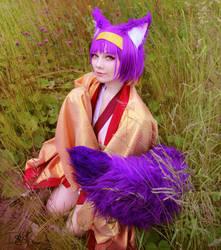 Izuna Hatsuse by Deadsushii