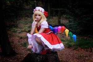 Flandre Scarlet by Deadsushii