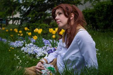 Makoto - Spring by Dead-Rose-Gardener