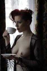 Ifa's Breakfast Cup of Tea by Satyruk2000