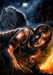 Tomb Raider Contest by GingerAnneLondon