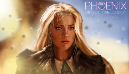 Phoenix by Ginger Anne London by GingerAnneLondon