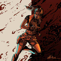Claire Redfield by amarcus88LG