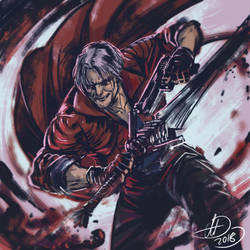 Dante by amarcus88LG