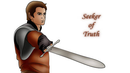 Seeker of Truth by Vierna-Drottingu