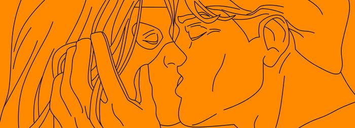 True love - lineart by Vierna-Drottingu