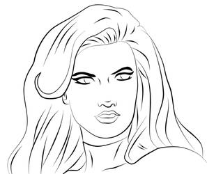 Jean Grey by Vierna-Drottingu