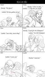 Dragon Age 2 Kiss meme by Vierna-Drottingu