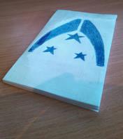 Alliance Notebook by Vierna-Drottingu