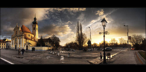 Hungarian cityscapes pt.II. by realityDream