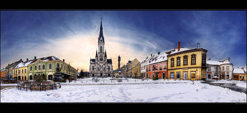 Hungarian cityscapes pt.VIII. by realityDream