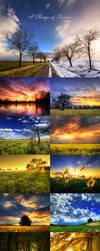 A Change of Seasons calendar by realityDream