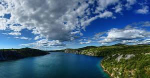 Croatian skies pt.II. by realityDream